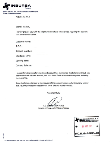 Request letter for bank format letter format for bank interest certificate copy bank thecheapjerseys Image collections